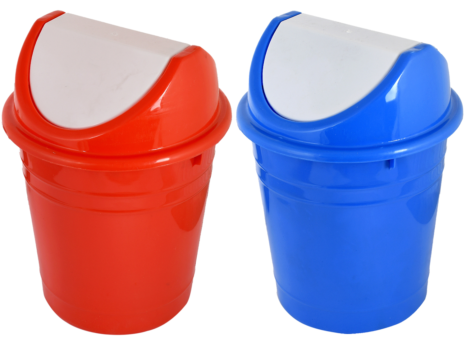 kuber-industries-plastic-2-pieces-medium-size-swing-lid-garbage-waste-dustbin-for-home-office-factory-10-liters-red-amp-blue--ctktc38719-555002_l